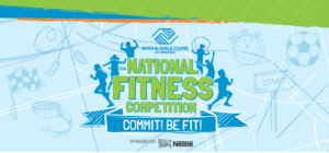 Nestle Fitness Competition Logo